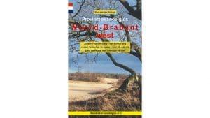Cover provinciewandelgids Noord-Brabant West