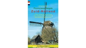 Cover provinciewandelgids Zuid-Holland